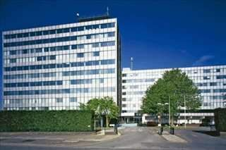 Thumbnail Serviced office to let in The Vista Business Centre, Hounslow