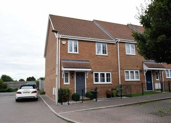 Thumbnail 3 bed end terrace house for sale in Emmeline Close, Rainham, Gillingham