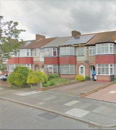Thumbnail 4 bed terraced house to rent in Rayleigh Road, Palmers Green
