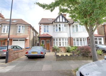 Thumbnail 4 bed semi-detached house for sale in Uvedale Road, Enfield