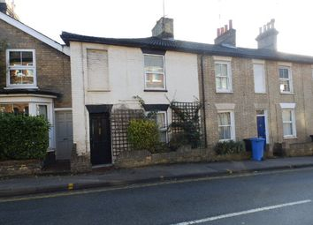 Thumbnail 2 bedroom terraced house to rent in Bolton Lane, Ipswich