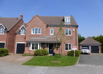 Thumbnail 5 bed detached house for sale in Welsh Road, Balsall Common, Coventry
