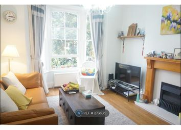 Thumbnail 1 bed flat to rent in Cathnor Road, London