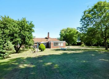 Thumbnail 3 bed detached bungalow for sale in Besthorpe, Attleborough