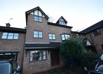 Thumbnail 5 bedroom town house to rent in Blackburn Gardens, West Didsbury, Manchester, Greater Manchester