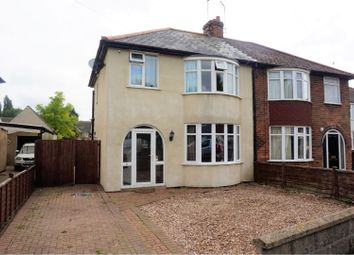 Thumbnail 3 bed semi-detached house for sale in North Parade, Sleaford