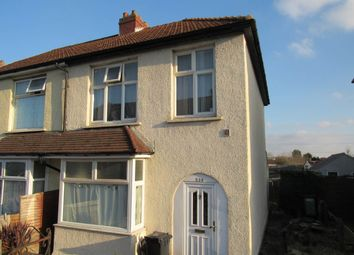 Thumbnail 4 bed end terrace house to rent in Filton Avenue, Filton, Bristol