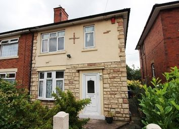 Thumbnail 3 bed end terrace house to rent in Tarleton Road, Hanley, Stoke-On-Trent