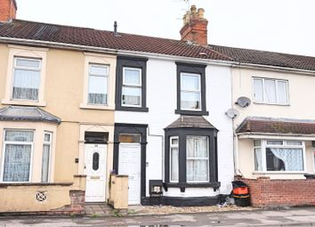 Thumbnail 3 bed terraced house for sale in Curtis Street, Swindon