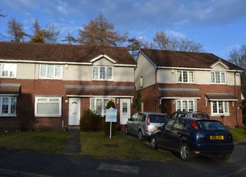 Thumbnail 2 bed terraced house for sale in Woodvale Avenue, Monks Glen, Airdrie