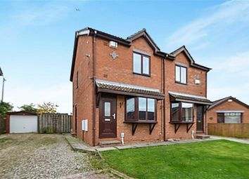 Thumbnail 2 bed semi-detached house for sale in Ellis Close, Manor Park, Preston, East Yorkshire