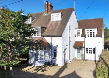 Moreton Almshouses, London Road, Westerham TN16. 4 bed semi-detached house for sale
