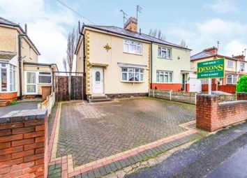 Thumbnail 3 bed semi-detached house for sale in Stafford Road, Wednesbury, West Midlands