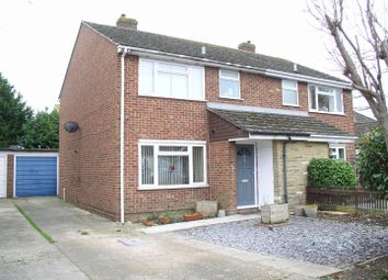 Thumbnail 3 bed semi-detached house for sale in Homefield Road, Walton-On-Thames