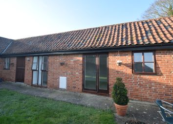 Thumbnail 2 bedroom barn conversion to rent in Chattisham, Suffolk