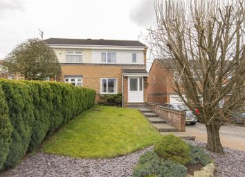 Herriot Drive, Chesterfield S40. 3 bed semi-detached house for sale