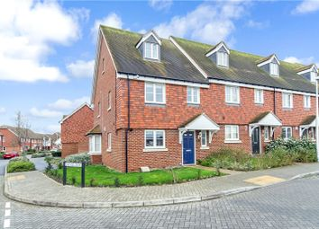Thumbnail 4 bed end terrace house for sale in Choir Close, Wainscott, Kent