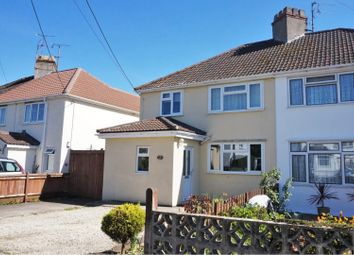 Thumbnail 3 bed semi-detached house for sale in Greenway Gardens, Chippenham