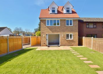 Thumbnail 4 bed detached house for sale in Mons Avenue, Billericay