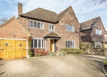 Broadwood Avenue, Ruislip, Middlesex HA4. 4 bed detached house