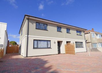 Thumbnail 3 bed semi-detached house for sale in Hillview Park Homes, Locking Road, Weston-Super-Mare