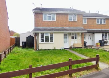 Thumbnail 2 bedroom terraced house for sale in Gifford Road, Stratton, Swindon