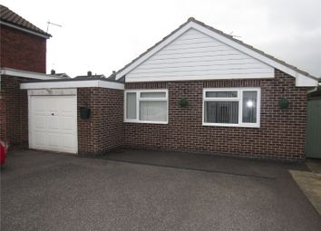 Thumbnail 3 bed detached bungalow to rent in Dunnett Road, Mansfield, Nottinghamshire