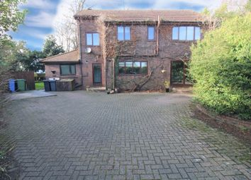 Thumbnail 4 bedroom detached house for sale in School Road, Thornton