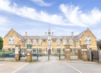 Thumbnail 1 bed flat for sale in Old School Court, Drapers Road, London