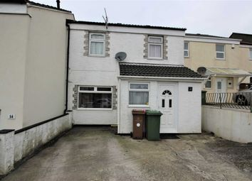 Thumbnail 3 bed terraced house to rent in Rydal Close, Estover