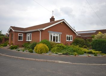 Thumbnail 3 bed detached bungalow for sale in Mountbatten Road, Dersingham, King's Lynn