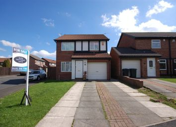 3 bed detached house for sale in Edgemount, Killingworth, Newcastle Upon Tyne NE12