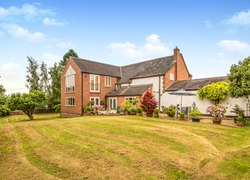Thumbnail 5 bed farmhouse for sale in Cropper Lane, Sutton-On-The-Hill, Ashbourne