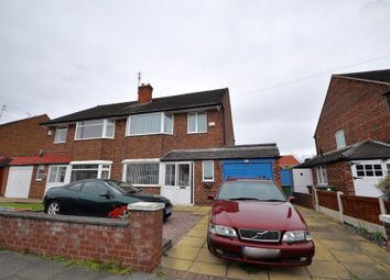 Thumbnail 3 bed semi-detached house for sale in Bayswater Road, Wallasey