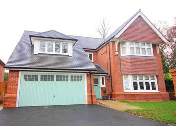 Thumbnail 5 bed detached house for sale in Heath Road, Calderstones, Liverpool