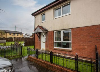 Thumbnail 3 bed semi-detached house for sale in 19 Barochan Crescent, Paisley