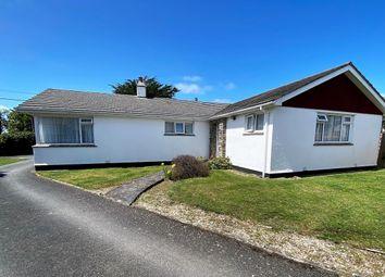 Thumbnail 2 bed detached house for sale in Sycamore Close, Splatt, Rock, Wadebridge