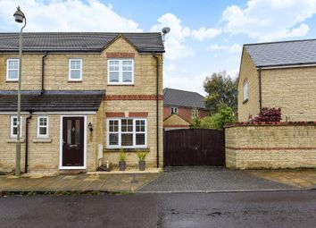 Thumbnail 3 bedroom semi-detached house for sale in Woodley Green, Witney