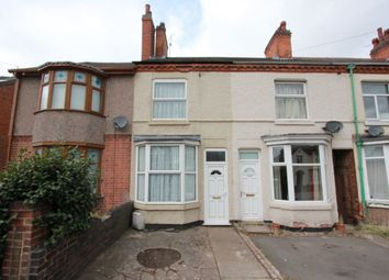 Thumbnail 2 bed terraced house to rent in Hinckley Road, Earl Shilton, Leicester