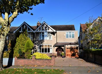 Thumbnail 5 bed semi-detached house for sale in Beechwood Avenue, Earlsdon, Coventry