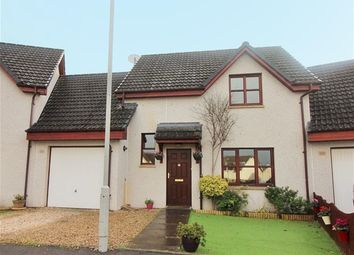 Thumbnail 3 bed terraced house for sale in Knockomie Gardens, Forres
