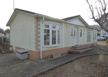 Thumbnail 2 bed mobile/park home for sale in Wheatfield Park, Callow End, Upton On Severn Road, Worcester, Worcestershire