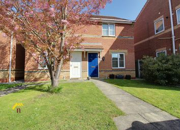 Thumbnail 2 bed semi-detached house for sale in Moorside Court, Moorends