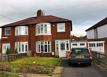Thumbnail 3 bed semi-detached house for sale in Redburn Estate, Acomb, Northumberland.
