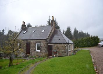 Thumbnail 3 bed cottage for sale in Spring Croft Main Road, Dufftown