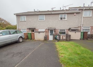 Thumbnail 2 bed terraced house for sale in Frewin Gardens, Plymouth