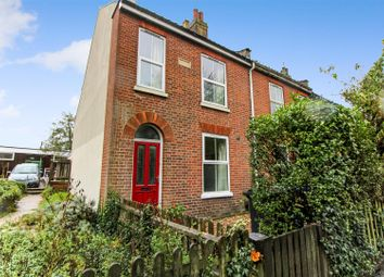 Thumbnail 2 bed end terrace house for sale in Magpie Road, Norwich