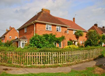 Thumbnail 3 bed semi-detached house for sale in Fathersfield, Brockenhurst