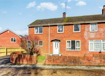 Thumbnail 4 bed semi-detached house for sale in Baddesley Close, North Baddesley, Hampshire