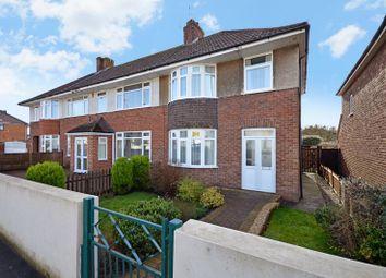Thumbnail 3 bedroom end terrace house for sale in Kings Head Lane, Bristol